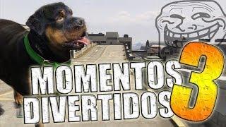 Download GTA V | Momentos Divertidos #3 (Funny Moments) (GTA 5) Video
