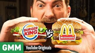 Download Big Mac vs Whopper: Which Is Healthier? Video