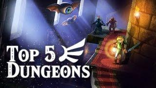 Download Top 5 Zelda Dungeons - Zeltik Video