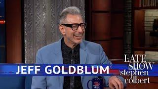 Download Jeff Goldblum Knows The Jazz Lingo Video