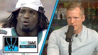 Download Ricky Williams a HOFer if marijuana were allowed in NFL?   Chris Simms Unbuttoned   NBC Sports Video