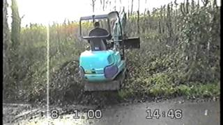 Download Komatsu PC07 Mini Digger Excavator Video