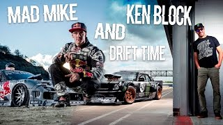 Download Mad Mike and Ken Block | Drift time / EDIT Video