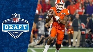 Download Deshaun Watson College Highlights & 2017 NFL Draft Profile | NFL Video