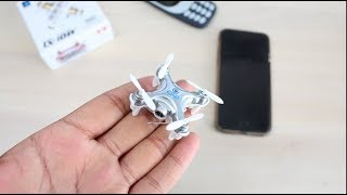 Download World's Smallest Drone with Camera | Best Drone Under 2000 INR in India 2018 ? Video