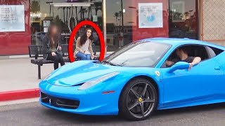 Download See What She Did when She Saw He has a Ferrari! Video