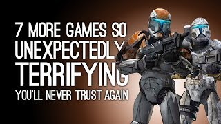 Download 7 Games So Unexpectedly Terrifying You'll Never Trust Again: Commenter's Edition Video