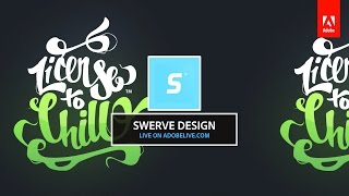 Download Live Illustration in Photoshop with Swerve Design 3/3 - hosted by Rufus Deuchler Video