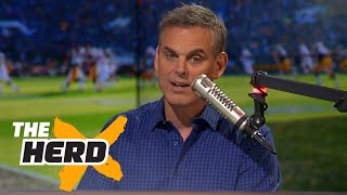 Download Colin's College Football Preseason Postseason Top-10 Predictions | THE HERD Video