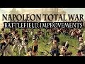Download Napoleon Total War - Battlefield Improvements Video
