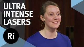 Download The Extreme World of Ultra Intense Lasers - with Kate Lancaster Video