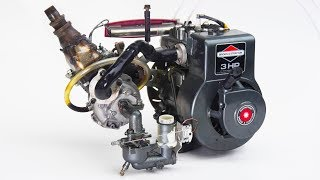 Download See Thru Engine on Turbo Nitro and Dyno (How much HP does it make?) Video