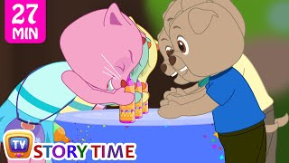 Download The Magic Bottle Prank | Cutians Cartoon Comedy Show For Kids | ChuChu TV Funny Prank Videos Video