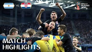 Download Argentina v Croatia - 2018 FIFA World Cup Russia™ - Match 23 Video