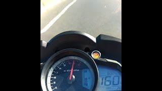 Download Rouser RS 200 Top Speed 160 km/h (Corona 39 dientes) Video