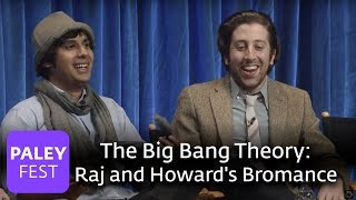 Download The Big Bang Theory - Simon Helberg and Kunal Nayyar Discuss Their Bromance Video