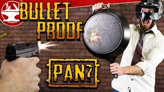 Download Making the Bulletproof Frying Pan from PUBG! Video