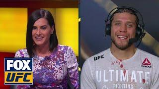 Download Brian Ortega Post-Fight Interview | UFC FIGHT NIGHT Video