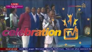 Download AUGUST FIRE AND MIRACLE NIGHT 2016 - Apostle Johnson Suleman Video