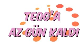 Download TEOG'A AZ GÜN KALA Video