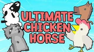 Download A Video Where I Play Ultimate Chicken Horse Video
