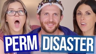 Download At Home Perm DISASTER!! (Beauty Break) Video