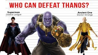 Download Who Can Defeat Thanos? Video