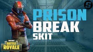 Download Prison Break In Fortnite Battle Royale [Skit] Video