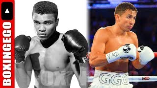 Download HBO & JIM LAMPLEY COMPARE GGG TO MUHAMMAD ALI AFTER CANELO LOSS, GOLOVKIN WON TWICE SAYS JIM Video