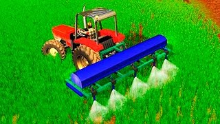 Download Tractor Farm Life Simulator 3D Android Gameplay (Game By Zing Mine Games Production) Video