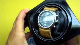 Download Barrington Single Watch Winder Gloss Black Video Review Video