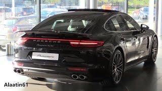 Download Porsche Panamera 2017 Start Up, Exhaust Sound, In Depth Review Interior Exterior Video