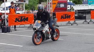 Download KTM RC 200 STUNT by DARK KNIGHT STREET Video