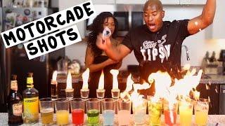 Download The Motorcade Shots - Tipsy Bartender Video
