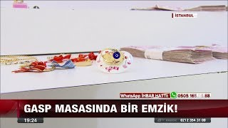 Download 8 Milyon TL'lik gasp kamerada! - 7 Eylül 2017 Video