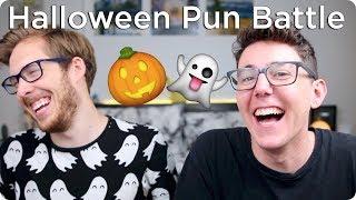 Download Halloween Pun Battle! | Evan Edinger & MyNamesChai Video
