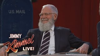 Download David Letterman on Giving Conan O'Brien a Horse Video
