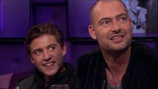 Download Lil'Kleine speelde als klein jochie in clip Lange Frans - RTL LATE NIGHT Video