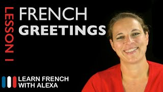 Download French Greetings (French Essentials Lesson 1) Video