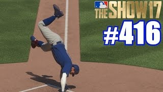 Download CARTWHEELING HOME! | MLB The Show 17 | Road to the Show #416 Video