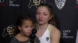 Download WBB vs Wash State Press Conference Video