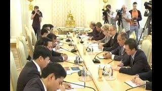 Download Press Conference by H.E. Senior Minsier Prak Sokhonn Video
