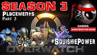Download Overwatch | SEASON 3 Placements W/ the Ninja Squad #SquishiePower Video