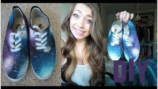 Download DIY: Galaxy Shoes! Video