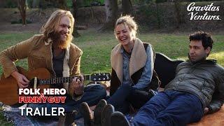 Download Folk Hero & Funny Guy Trailer | Alex Karpovsky, Wyatt Russell Comedy Movie HD Video
