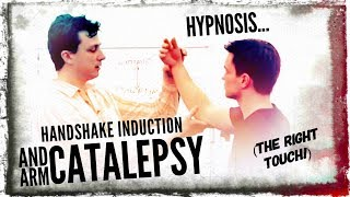 Download Hypnosis | Handshake Induction and Arm Catalepsy Pro Tips | No Trance Hypnotism (Not Mind Control)! Video