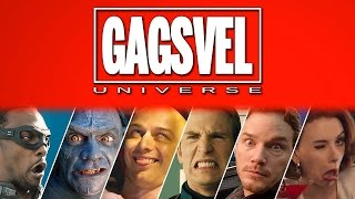 Download Gagsvel: The Funniest Marvel Superhero Universe Video