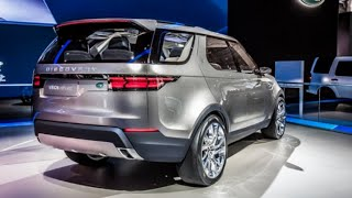 Download 2017 Land Rover Discovery Sport - Exterior and Interior Video