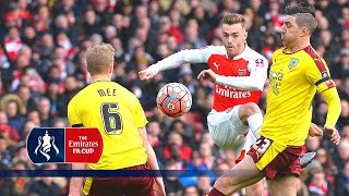 Download Arsenal 2-1 Burnley - Emirates FA Cup 2015/16 (R4) | Goals & Highlights Video