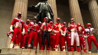 Download POWER RANGERS CELEBRATE 20TH ANNIVERSARY IN THE BIG APPLE! Video